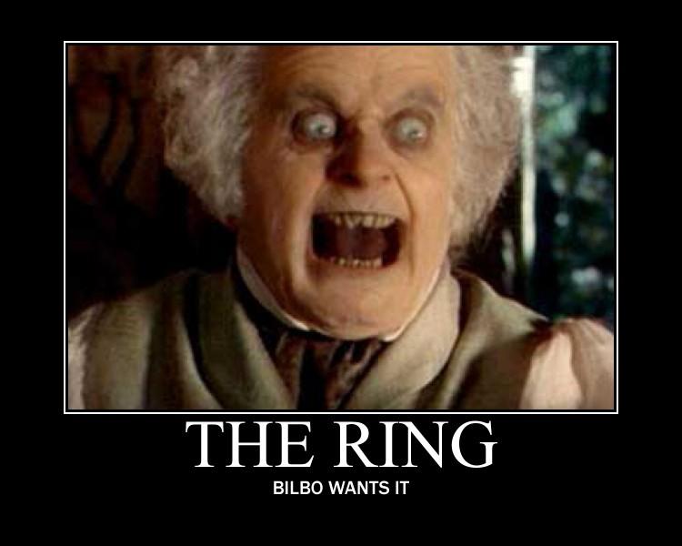 Bilbo Baggins Motivational by MariaDoofenshmirtz