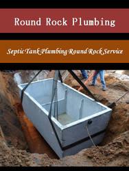 Septic Tank Plumbing Round Rock Service by roundrockplumbing