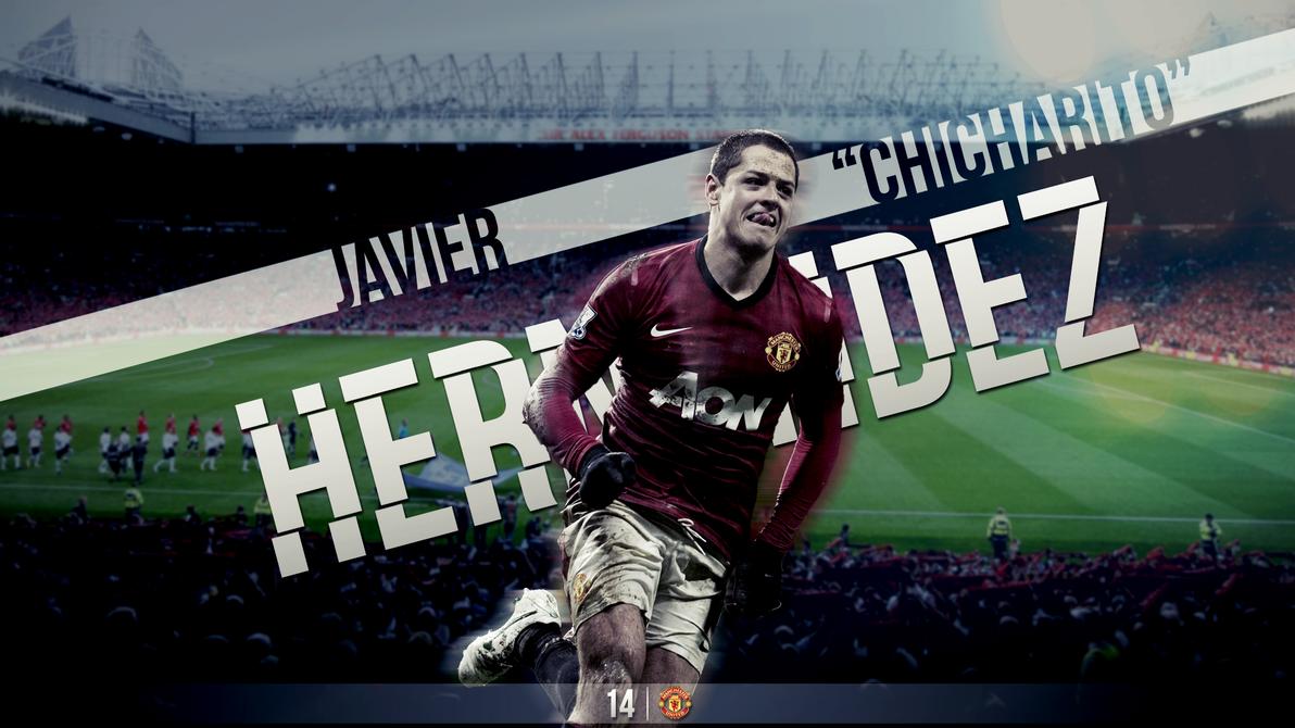 Javier Chicharito Hernandez by thriller008 on DeviantArt