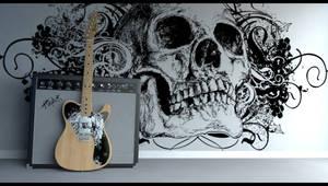 Fender Guitar + AMP by djreko