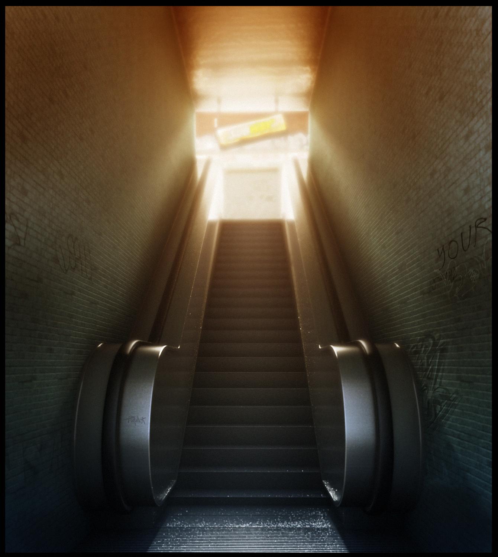 Subway by djreko