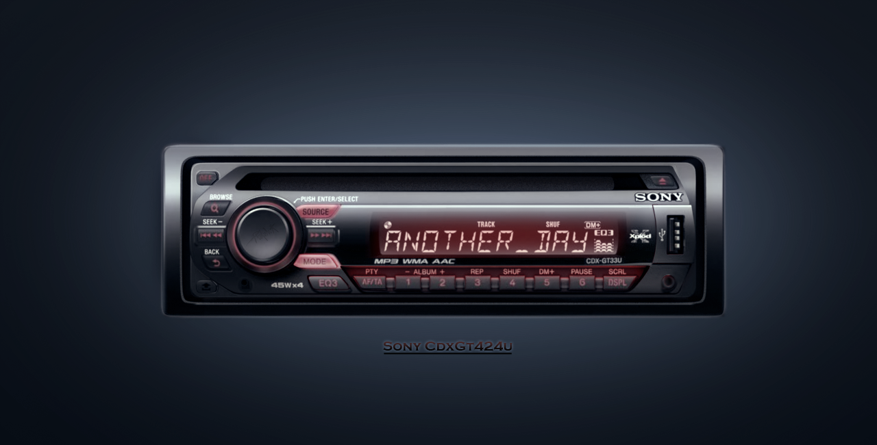 Sony Car Stereo By Djreko On Deviantart Audio Player Wiring Details