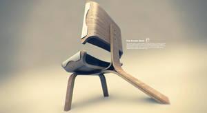The Kuven Chair by djreko