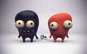Cartoon Network Dudes by djreko