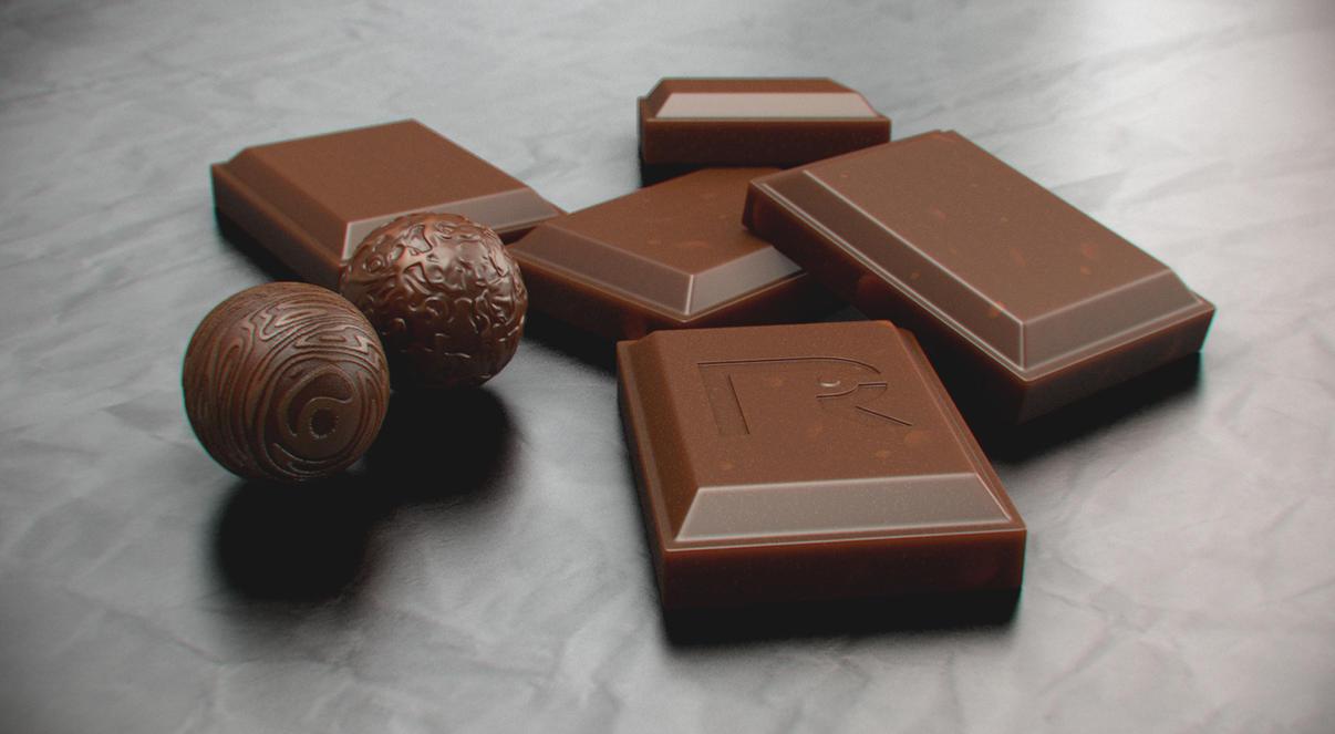 Chocolate Test by djreko