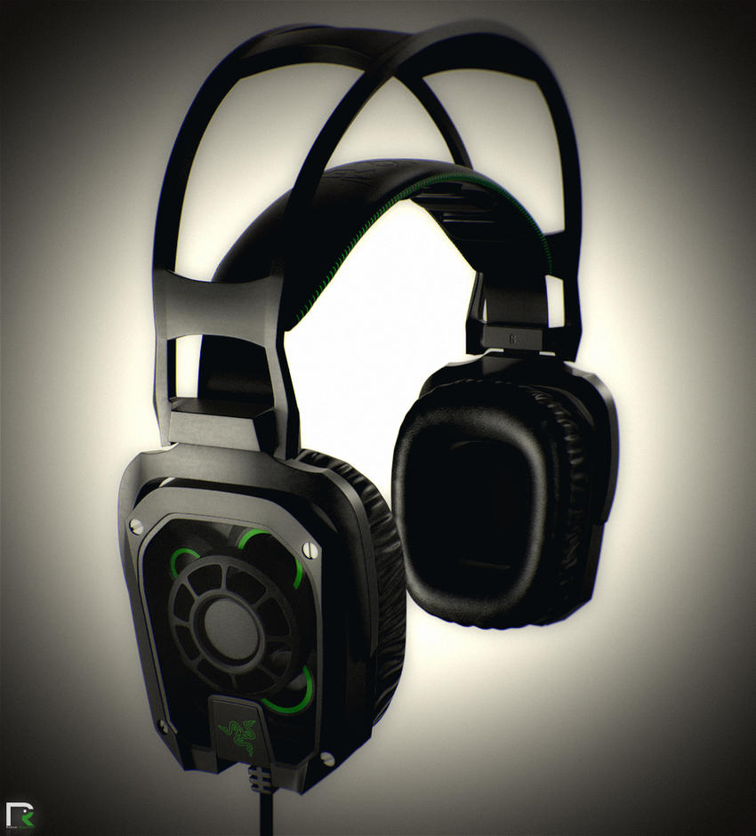 Razer Tiamat 7.1 by djreko on DeviantArt