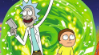 Rick and Morty|FAN STAMP| by Shadow-Turtle-234
