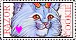 Razorcookie fan stamp by Edwardslittlevampire