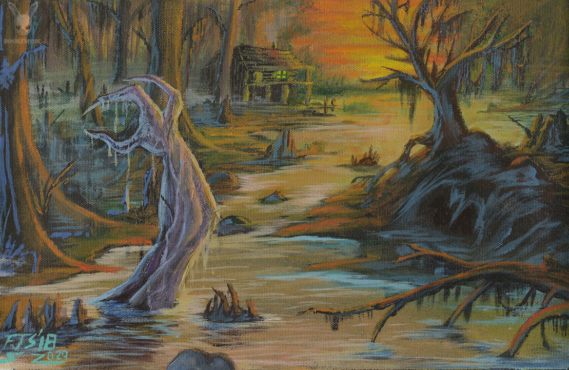 It Lives in the Swamp by DoubleDandE