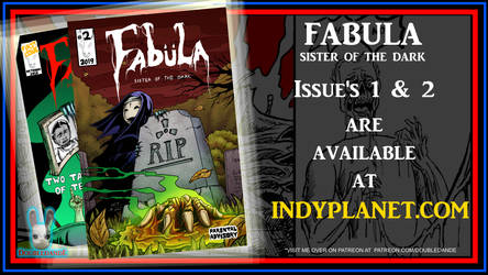 Fabula 1 and 2 are Available by DoubleDandE
