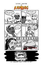 Sado Comic #3 by DoubleDandE