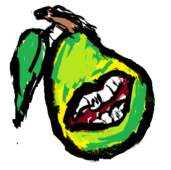 For The Badge, Biting Pears Of Salamanca by YautjaMystic13