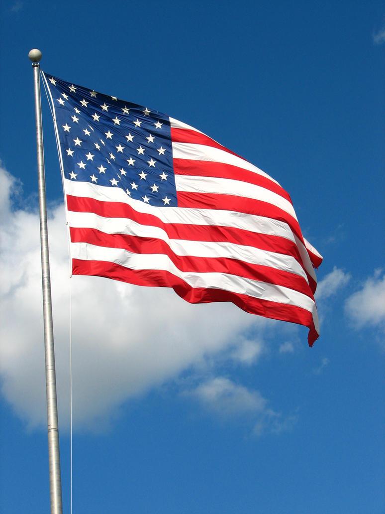 Labor Day - American Flag