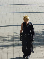Cloud Strife 11 by FuriaeTheGoddess