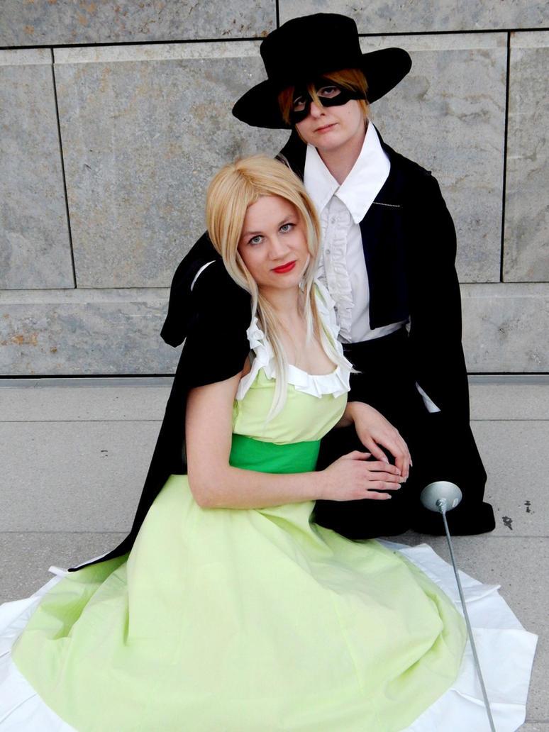 My Hero - Lolita Zorro by FuriaeTheGoddess