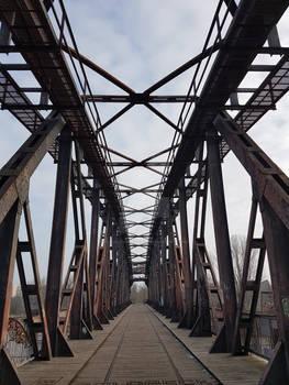 Lift Bridge in Magdeburg