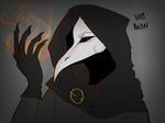 SCP 049 and skyrim (Dark Brotherhood)