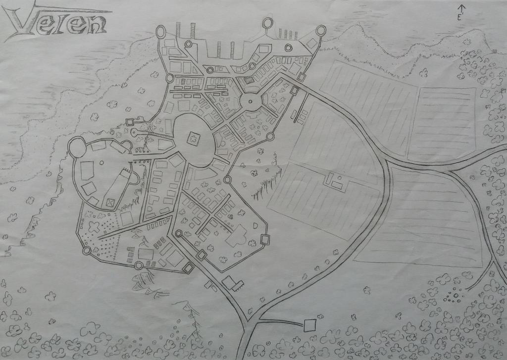 Velen map by MattRac