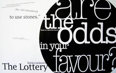 The Lottery by padfootsmyhero