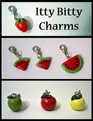 Itty Bitty Charms