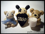 KISS Bunny and friends
