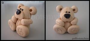 Scwishy Teddy by padfootsmyhero