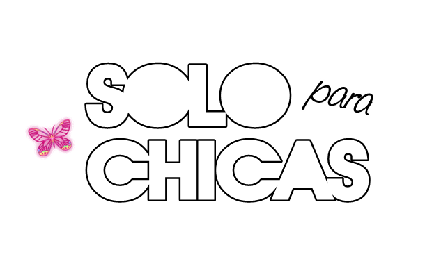 Texto PNG SOLO PARA CHICAS by AntooEditiions on DeviantArt