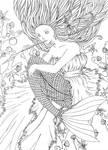 Little mermaid- color me