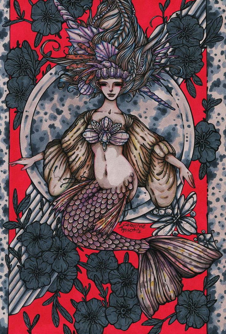 Mermaid by CathM