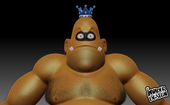 King Hippo w.i.p