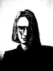 Steven Wilson by BlackWolfSiriuS