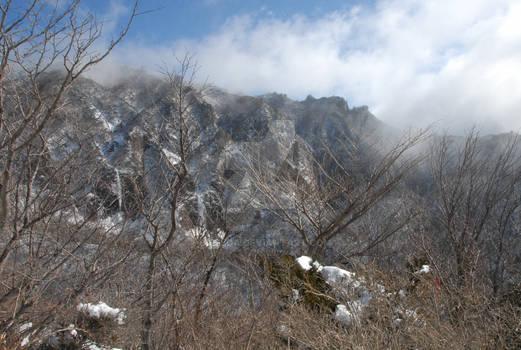 Western Slopes of Hallasan