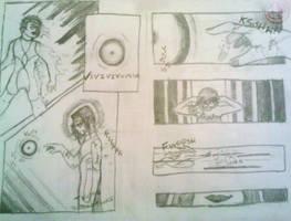 comic study-suspence