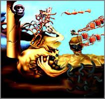 Las guerras mutaron en crisis by Bernardumaine