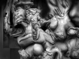 Formes 2 by Bernardumaine
