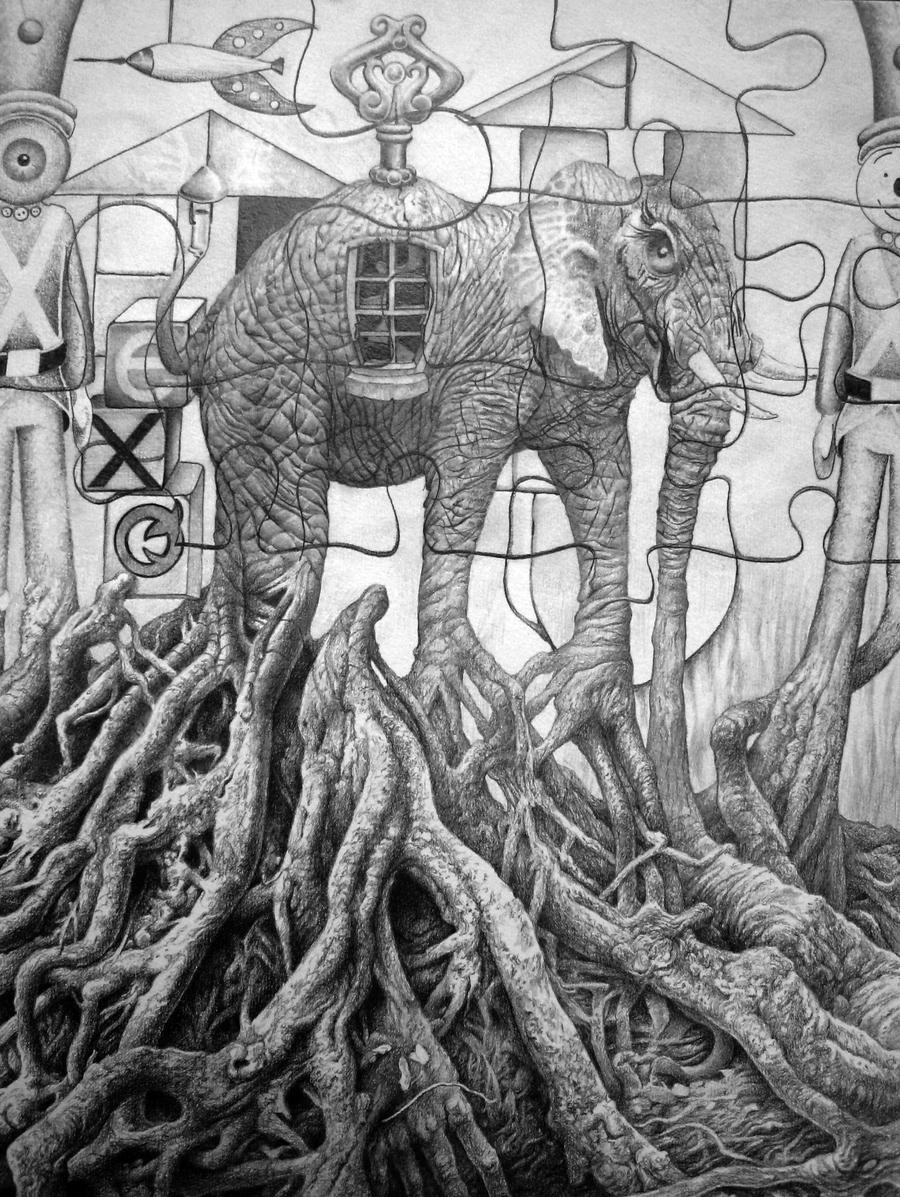 Mind games by Bernardumaine