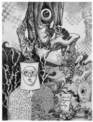 Modicum of reality by Bernardumaine