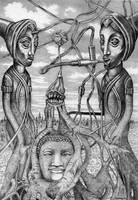 Les veilleurs de l'eveille by Bernardumaine