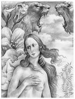 The rebirth of Venus by Bernardumaine