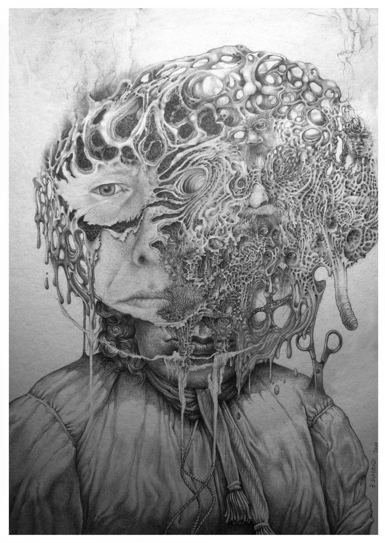 A likeable portrait by Bernardumaine
