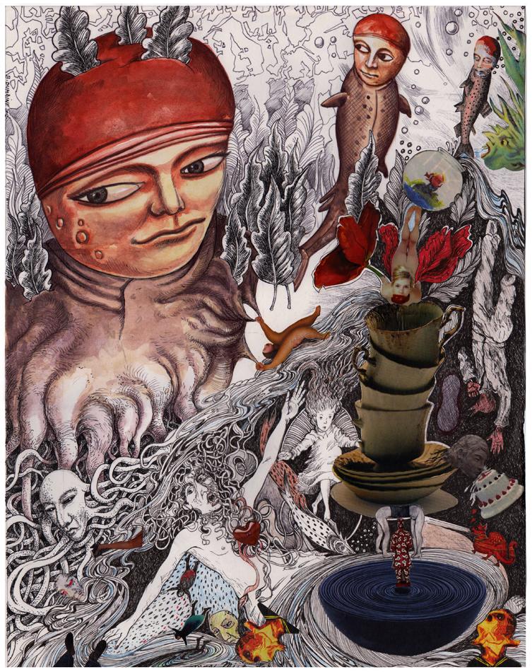 Balancing act by Bernardumaine