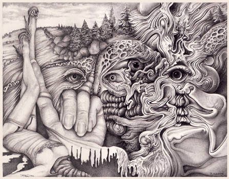 Exquisite Corpse with Janelle McKain