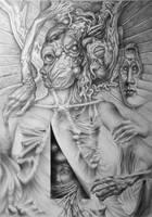 Anatomy of a nightmare by Bernardumaine