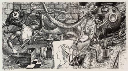 One vision by Bernardumaine