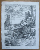 Rocks 30 by Bernardumaine