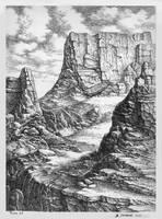 Rocks 33 by Bernardumaine