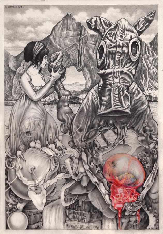 The saviour by Bernardumaine