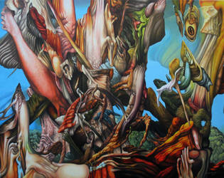 D.K. #2 by Bernardumaine