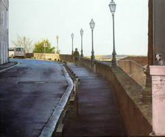 Urban lanscape 4 by Bernardumaine