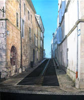 Urban lanscape 5 by Bernardumaine